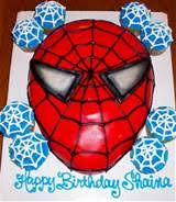 homemade spiderman birthday cake ideas 27213 homemade spid
