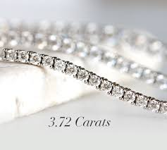 diamond bracelet styles images Blog the history of the tennis bracelet jpg