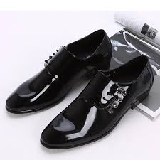 wedding shoes for groom new arrivals black men shoes groom wedding shoes fashion leisure