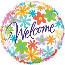 welcome home balloons delivery welcome home balloon sherwood florist florist havant flowers