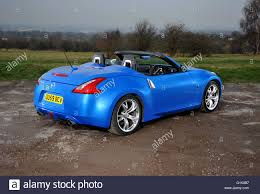2017 nissan 370z convertible nissan 370z convertible japanese sports car stock photo royalty