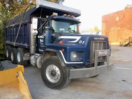 blue mack dump truck my truck pictures pinterest mack dump