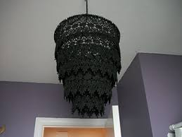Diy Chandelier L Shades Metal Rings From Lshades And Metal Rings Made From Coat Hangers