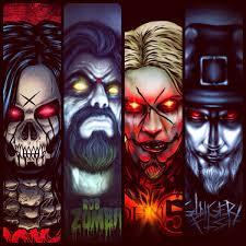 Halloween 3 Rob Zombie Cast by Rob Zombie By My Talented Friend Raziel Dead Art U003c3