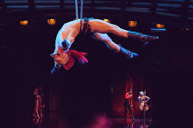 zumanity an thrill ride cirque du soleil