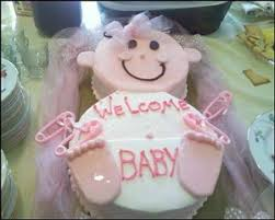 baby shower cake ideas for girl baby shower cake ideas thriftyfun