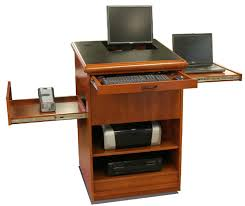podium style reception desk arnold reception desks inc courtroom kent style