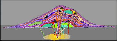 stratovolcanoes volcano world oregon state university