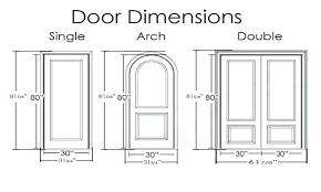 Cabinet Door Dimensions Kitchen Window Size For Designs Beautiful Standard Interior Door