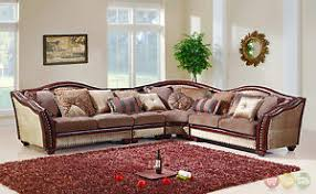 Classical Living Room Furniture Chateau Formal Antique Style Traditional Living Room Furniture
