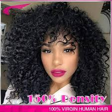 jerry curl hairstyle 7a 150 glueless brazilian human hair kinky jerry curly full lace
