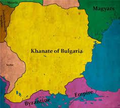 Lombardy Wv Regions Map En by Bulgaria Under Khan Persiyan Circa 850 Ad Historical Maps Of