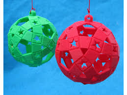 ornament with by pmoews thingiverse