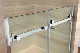 Sliding Bathtub Shower Doors Priscus Glass Sliding Door 58 60