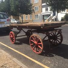 for sale antique costermonger s wooden cart salvo uk salvoweb