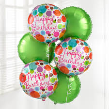 gift balloons delivery the flower garden happy birthday balloon bouquet the flower garden