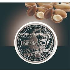strong hold natural argan oil pomade water based suavecito