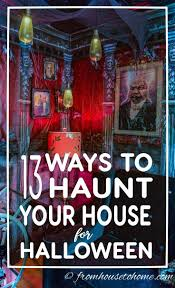 halloween haunted house decorating ideas 59648 best ciao