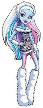 abbey bominable coloring pages abbey bominable monster high monsters and monster high abbey