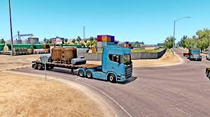 truck car american truck simulator mods