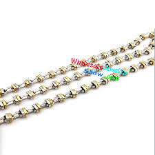 fashion stainless steel bracelet images Fashion cool style gold silver chain design of men stainless jpg