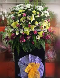funeral flowers delivery send condolences flowers to segamat order online for same day