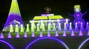 christmas light show 2016 hohensee family light show the great christmas light fight season