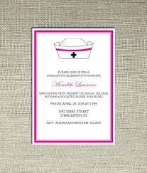 nursing school graduation invitations beautiful nursing school invitations graduation party and nursing