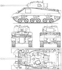Free Blueprints Sherman Firefly Blueprint Download Free Blueprint For 3d Modeling