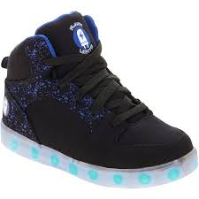 light up shoes that change colors flashlight boys rechargeable color changing light up led athletic