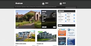 move in ready free real estate wordpress themes the garage
