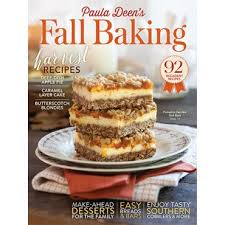 paula deen u0027s fall baking 2016
