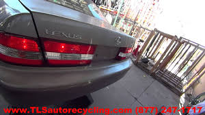 parting out 2001 lexus es 300 stock 6197gy tls auto recycling