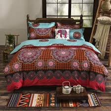 Cheap King Size Bedding Bedroom Excellent Decorative Bedding Design With Best Boho