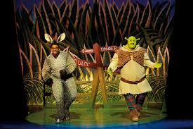 shrek the musical theatrecrafts