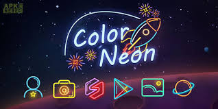 go theme launcher apk color neon go launcher theme for android free at apk here