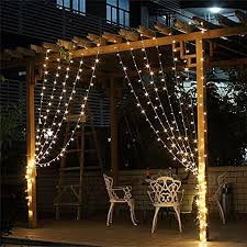 8 best curtain lights images on rope lights