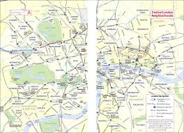 Chelsea Gallery Map Map Of Central London Neighborhoods 2 Maps Update 733596 Uk And