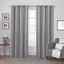 Luxury Linen Curtains Pure Luxury Linen Curtains Wayfair