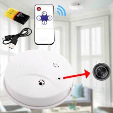 gearonic tm hd mini dvr spy hidden camera smoke detector motion