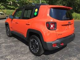 Used Cars La Porte Indiana Orange Jeep In Indiana For Sale Used Cars On Buysellsearch