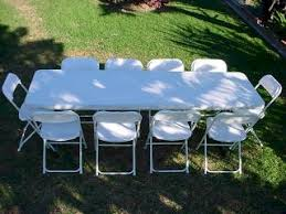 table and chairs for rent buffalo bounce house tables and chairs for rent