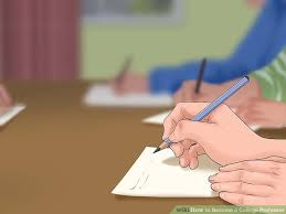 how to become a resume writer how to become a college professor with pictures wikihow