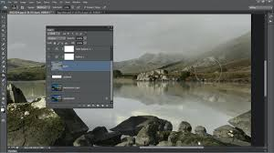 how to create mist photoshop effects for atmospheric landscapes