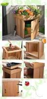 Build Your Own Toy Storage Box by Best 25 Outdoor Toy Storage Ideas On Pinterest Outdoor Toys For