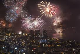 Power And Light New Years Eve Cities That Host New Year U0027s Eve Parties Business Insider
