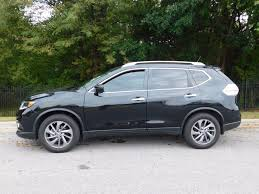 nissan rogue gas mileage 2016 2016 used nissan rogue fwd 4dr sl at toyota of fayetteville