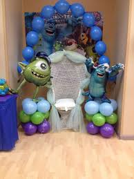 Monster Inc Decorations Monsters Inc Baby Shower Party Ideas Photo 9 Of 14 Catch My Party