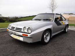 opel rat rare rally bred opel manta 400 for auction at cca