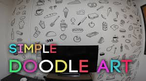 design doodle art wall art photo wallpaper wall murals funky